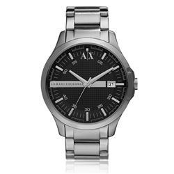 Relógio Masculino Armani Exchange Analógico  UAX2103/Z Fundo Preto