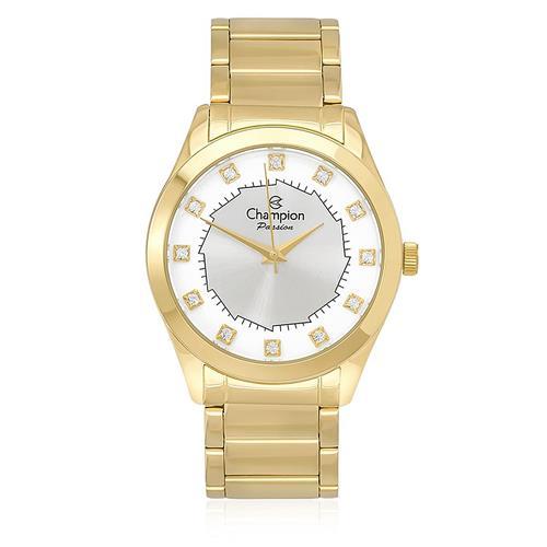 Relógio Feminino Champion Analógico CH24759H Dourado