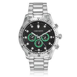 Relógio Masculino Constantim Daytona Analógico 6311G-C-VB Aço