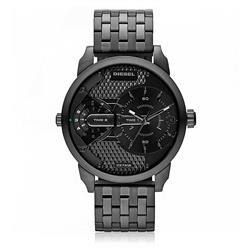 Relógio Masculino Diesel Analógico DZ7316/1PN Aço Negro Dual Time