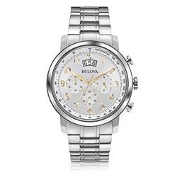 Relógio Masculino Bulova Analógico WB22220S Aço