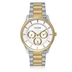 Relógio Feminino Citizen Analógico TZ20608B Aço Misto