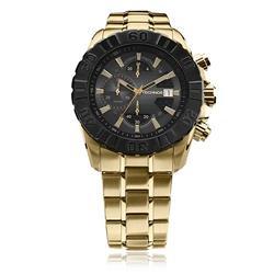 Relógio Masculino Technos Performance TS Carbon Analógico JS15BD / 4P troca pulseira e troca troca catraca