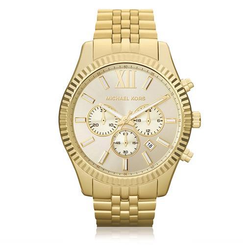 Relógio Feminino Michael Kors Analógico OMK8281/Z Dourado