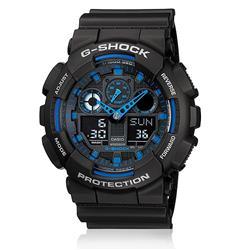 Relógio Masculino Casio G - Shock GA - 100 - 1A2DR Preto