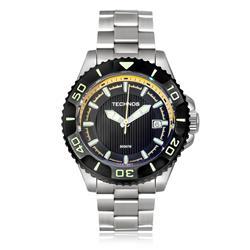 Relógio Masculino Technos Acqua Special Collection Analógico 8215AH/5P Titânio
