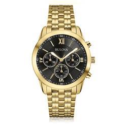 Relógio Masculino Bulova Analógico WB22346U Fundo Preto