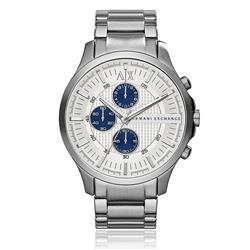 Relógio Masculino Armani Exchange AX2136/1KN Fundo Branco