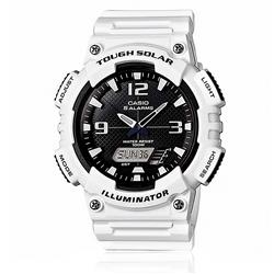 Relógio Masculino Casio Digital AQS810WC7AVDF Branco