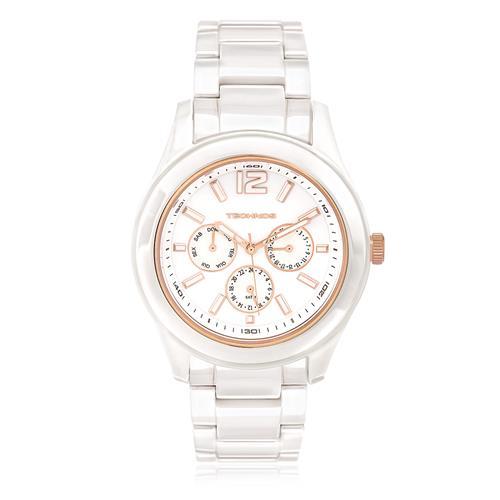 Relógio Feminino Technos Elegance Ceramic 6P29IQ/1B Cerâmica