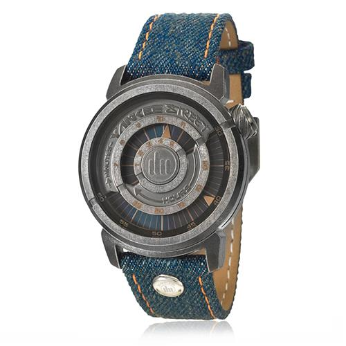 Relógio Masculino Yankee Street Urban Analógico YS38212A Azul