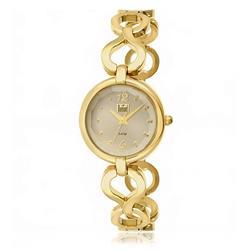 Relógio Feminino Dumont Analógico DU2035LMO/4X Dourado