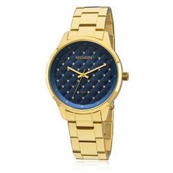 Relógio Feminino Technos Fashion Trend Analógico 2035MBW/4A Dourado
