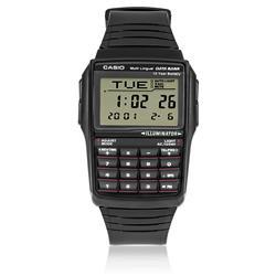 Relógio Casio Data Bank Digital DBC321ADFU Preto