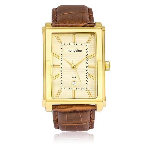 37e7b38fb Relógio Feminino Mondaine Analógico 76470GPMVDH2 Dourado