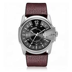 60cf033bde5 Relógio Masculino Diesel Analógico DZ1206 0CN Couro Marrom