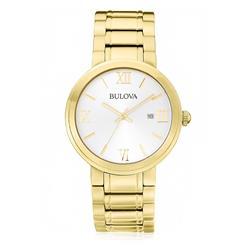 32078ba3830 Relógio Masculino Bulova Analógico WB26146H Dourado · lista de desejos