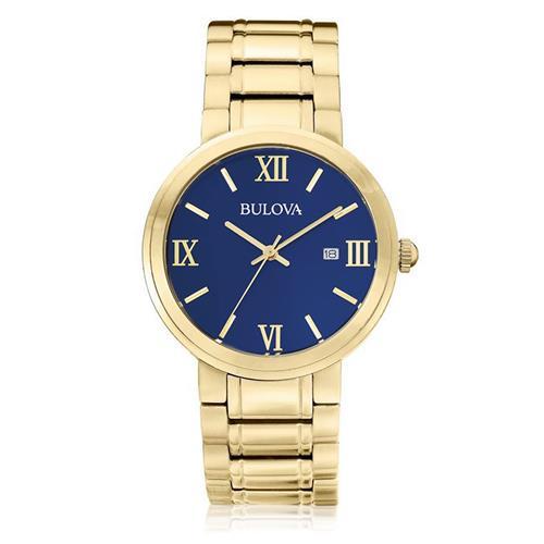 Relógio Masculino Bulova Analógico WB26146Z Dourado