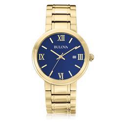 4f44318b555 Relógio Masculino Bulova Analógico WB26146Z Dourado · lista de desejos