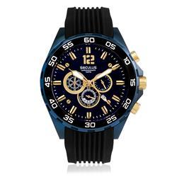 a54ef770409 Relógio Masculino Seculus Analógico 20372GPSVEU3 bor.