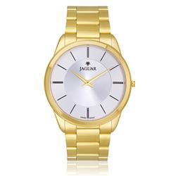 29102d8d0d3 Relógio Masculino Jaguar Analógico J020AGG02 Dourado