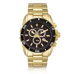 848785ad5e2 Relógio Masculino Constantim Studenglass Gold Analóg.
