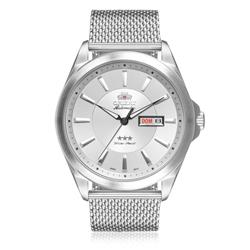 Relógio Masculino Orient Automático 469SS056 S1SX Aço