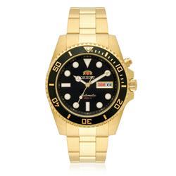 8972326d2a8 Relógio Masculino Orient Automatic 469GP075 G1KX Dourado