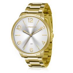de5acb86a49 Relógio Feminino Lince Analógico LRGJ045L C2KX Dourado