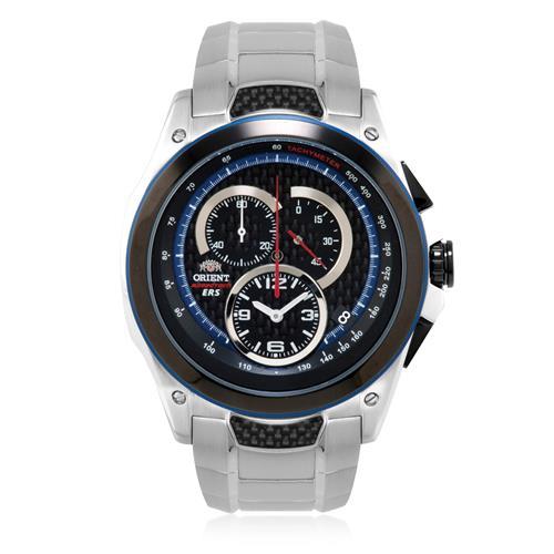 eec1db41e1b Relógio Masculino Orient Speed Tech ERS Automático KT00001B P1SX Fibra de  Carbono