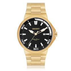 Relógio Masculino Orient Analógico MGSS1104A P1KX Dourado