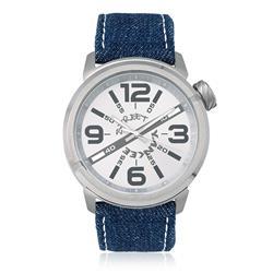 Relógio Masculino Yankee Street Urban Analógico YS30354Q Azul