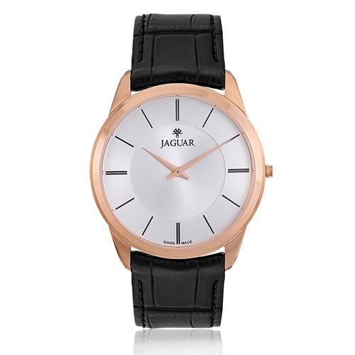 Relógio Masculino Jaguar Analógico J020ARL03 S1PX Aço Rose
