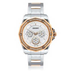 c651d1b072c Relógio Feminino Orient Analógico FTSSM022 com crist.