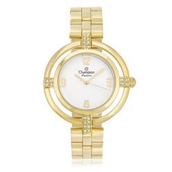 c5ec5ae061d Relógio Feminino Champion Passion Analógico CN27143H Dourado com Cristais
