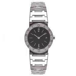 Relógio Feminino Bvlgari Analógico BB26SSD Fundo Preto