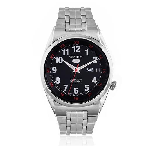d60bd84f550 Relógio Masculino Seiko Sport 5 Analógico SNK589B1 P2SX Automatic 21 Jewels