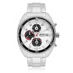 0f7055f5092 Relógio Masculino Orient Chronograph MBSSC155 S1SX Aço