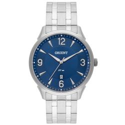 Relógio Masculino Orient Analógico MBSS1282 D2SX Fundo Azul