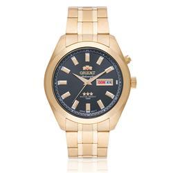 Relógio Masculino Orient Automatic 469GP075 G1KX Dourado