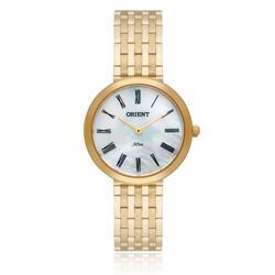 Relógio Feminino Orient Analógico FGSS0051 B3KX Dourado