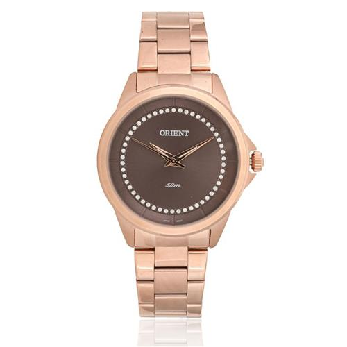 e6e92c85b09 6862335708  Relógio Feminino Orient Eternal FRSS0014 G1RX Rose c4851803e1  ...