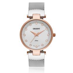 Relógio Feminino Orient Eternal FTSS0043 S1SX Pulseira Esteira