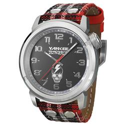 Relógio Masculino Yankee Street Urban YS30381V Couro