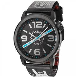 Relógio Masculino Yankee Street Black Angels YS30425P Couro