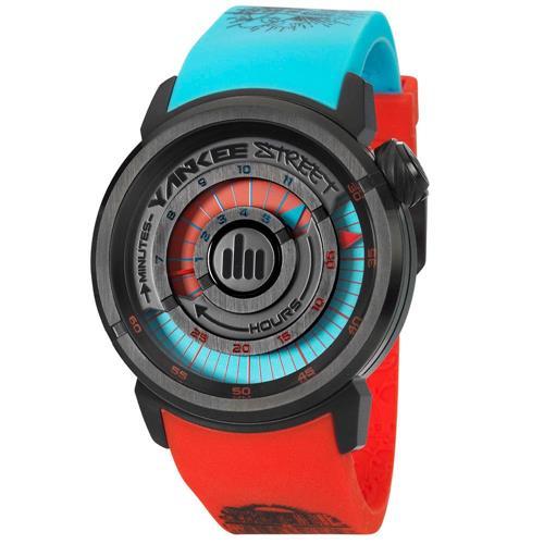 Relógio Masculino Yankee Street Extreme YS30158A Borracha