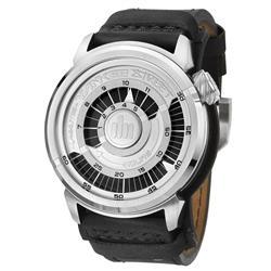 Relógio Masculino Yankee Street Black Angels YS30327T Couro