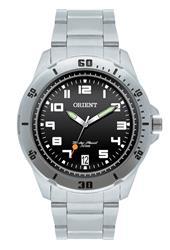 Relógio Masculino Orient Analógico MBSS1155A P2SX Fundo Preto