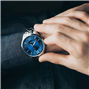 Relógio Masculino Orient Analógico MBSS1293 D1SX Fundo Azul