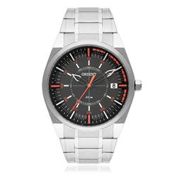 Relógio Masculino Orient Analógico MBSS1316 POSX Fundo Preto
